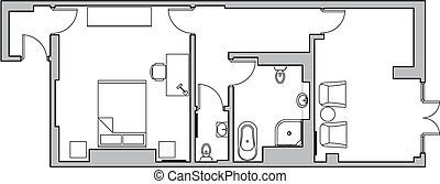 plan design - interior plan design