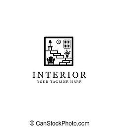 interior room logo