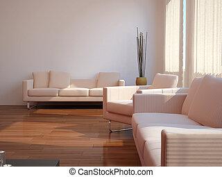 Interior set twenty eight - High resolution image interior....