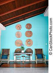 Interior. - Interior of a modern house - home interiors.