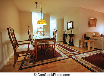 Interior view - condo for sale