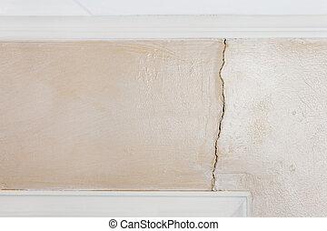 Interior Wall Damage