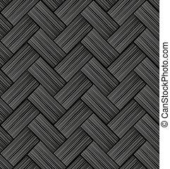 interlaced pattern