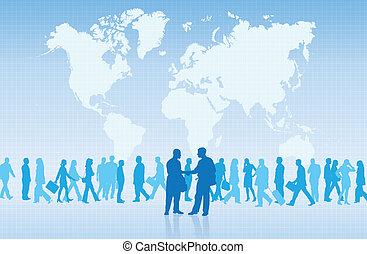 internacionál trade