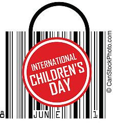 internacional, childrens, dia