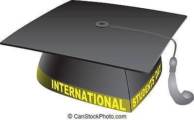 internacional, estudiantes, día