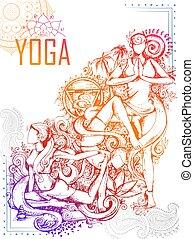 internacional, ioga, dia