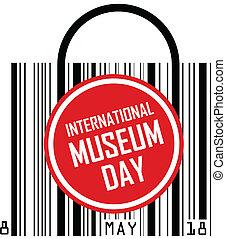 internacional, museu, dia