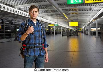 internacional, viajante
