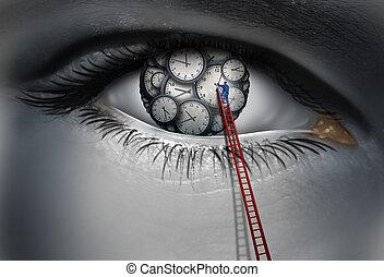 Internal Clock - Internal clock and circadian rythm time...