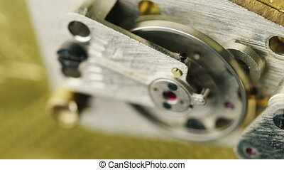 Internal device of mechanical watches