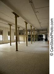 internal historical building