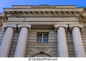 Internal Revenue Service IRS Washington DC