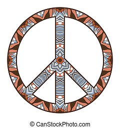 internationaal, vrede symbool