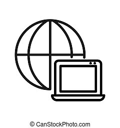 international business illustration design