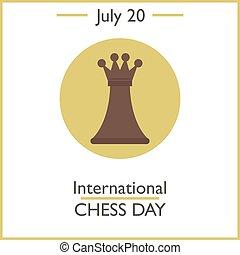 International Chess Day, July 20
