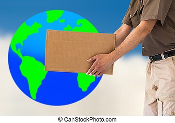 international courier corporate