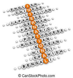 international crossword
