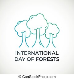International day of forests.