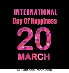 International Day of Happiness