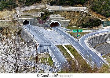 international, egnatia, autoroute, grèce
