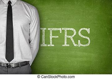 International financial reporting standards on green...