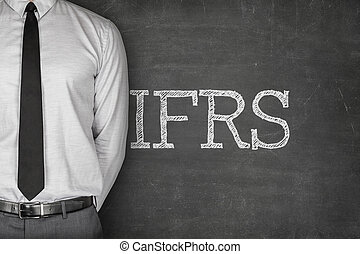International financial reporting standards on black...