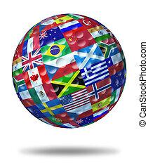 International golf tournament champion symbol represented by...