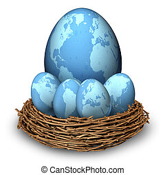 International investments and global finance savings...