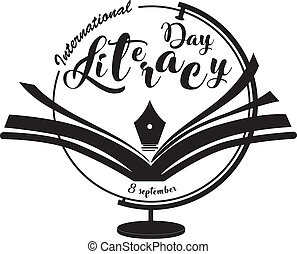 International Literacy Day - Holiday date in September - ...