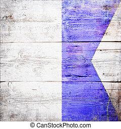 International maritime signal flag - Alfa, international ...