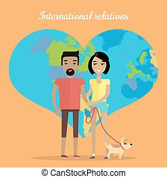 International Relations. Travelling Concept