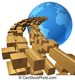 International Shipping - International shipping and global ...