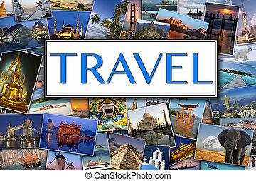 International Travel - Travel Header - Photos of...