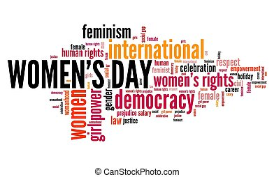 International Women's Day - Women's Day keywords - feminism ...