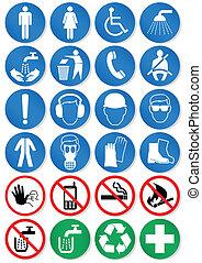 internationell, signs., kommunikation