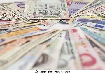 internazionale, valute