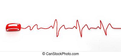 internet , καρδιοχτύπι
