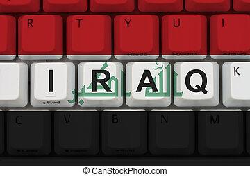 Internet access in Iraq