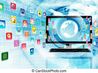 Internet Application - Multimedia internet with application...