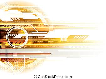 Internet Background - Internet background, vector...