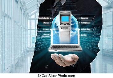 internet bankwesen, begriff