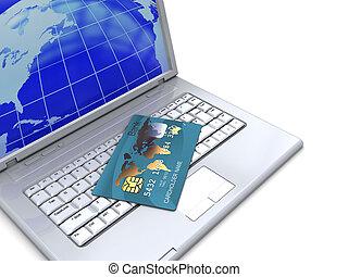 internet bevásárlás