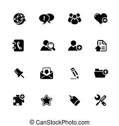 //, internet, blog, sort, og, series, iconerne