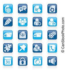 internet, blogging, iconerne