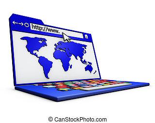 Internet browser
