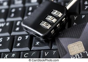 internet, cartão crédito, segurança