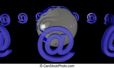 Internet-@. CG. HD