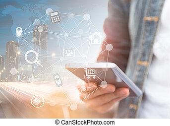 internet communication network