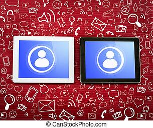 internet, comunicazione
